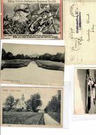 Complete Collection For Postcard Dealer - 6000+ Assorted Old Postcards 1890-1950 + 2000  Unsorted Newer Postcards + 500 - 500 Cartoline Min.