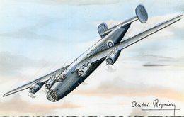 AVIATION(ILLUSTRATEUR) ANDRE REGNIER - 1946-....: Moderne