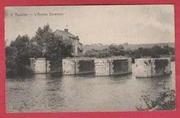 Roselies - L'Ancien Déversoir - 1920 ( Voir Verso, Oblitération Farciennes ) - Aiseau-Presles