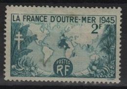 FR 1071 - FRANCE N° 741 Neuf** France D'Outremer - France