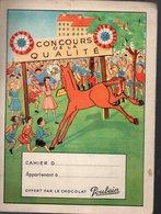 Protège-cahier POULAIN (CAT 1057) - Protège-cahiers