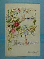 Mignonette Souvenir Bien Affectueux - Fleurs