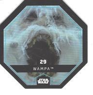 JETON LECLERC STAR WARS   N° 29 WAMPA - Power Of The Force