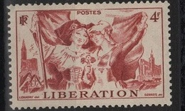 FRANCE N° 739 Neuf** Libération De L'Alsace Et De La Lorraine - Neufs