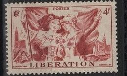 FR 1069 - FRANCE N° 739 Neuf** Libération De L'Alsace Et De La Lorraine - France