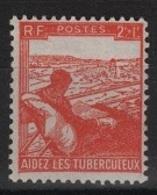 FR 1066 - FRANCE N° 736 Neuf** Au Profit Des Tuberculeux - France