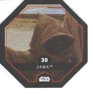 JETON LECLERC STAR WARS   N° 29  JAWA - Power Of The Force