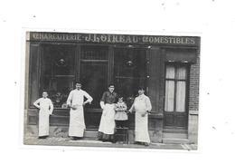 10 - ROMILLY SUR SEINE, Carte Photo CHARCUTERIE J. LOIREAU Vente Non Renouvelée - Romilly-sur-Seine