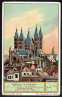 LIEBIG - FR - 1 Chromo N° 6 - Série/Reeks S 1235 - Eglises En Belgique: Cathédrale De Tournai. - Liebig