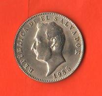 El Salvador 10 Centavos 1985 - Salvador