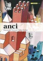 """2005 Italia, Folder  """" ANCI Associazione Nazionale Comuni Italiani """"   Al Prezzo Di Copertina - 6. 1946-.. Republic"""
