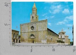 CARTOLINA NV ITALIA - ATRI (TE) - Il Duomo - 10 X 15 - Teramo