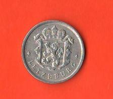 Lussemburgo 25 Centimes 1970 Luxemburg - Lussemburgo
