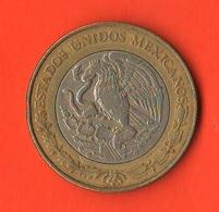 Brasile 10 Pesos Diez  1998 Bimetallic - Brasile