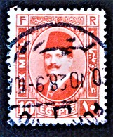 ROYAUME - ROI FOUAD 1ER 1927/32 - MAGNIFIQUE OBLITERATION - YT 123 - Egypt