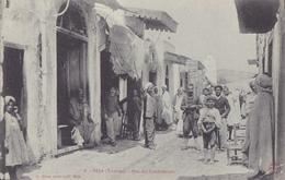 Beja  -  Rue Des Cordonniers - Tunisie