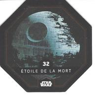 JETON LECLERC STAR WARS   N° 32 ETOILE DE LE MORT  ( Brillantesuperbe ) - Power Of The Force