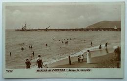 MARINA DI CARRARA - Lungo La Spiaggia - Carrara
