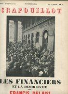 LE CRAPOUILLOT Les Financiers Et La Démocratie Nvembre 1936 - 1900 - 1949