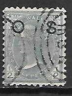NOUVELLE GALLES DU SUD   -   SERVICE  -   1891  .  Y&T N° 31 Oblitéré. - Oblitérés