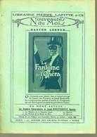 Pub De 1910 - LE FANTOME DE L'OPERA - - Werbung