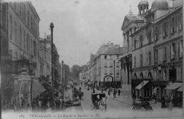 La Rue De La Paroisse - Versailles