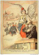 LE PETIT JOURNAL-1903-681-ANTARTICQUE Dr OTTO NORDENSKJOLD-DESARMEMENT FRANCE - Newspapers