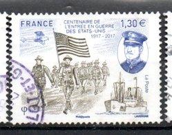 FRANCE CACHET ROND OB - Oblitérés