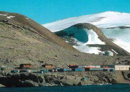 1 AK Antarctica Antarktis * Italienische Forschungsstation In Der Bucht Terra Nova Im Victoria Land * - Ansichtskarten