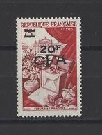 REUNION . YT 319  Neuf **  Opéra  1954 - Isola Di Rèunion (1852-1975)