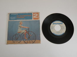 Antoinette & Samy Cates - Les Élucubrations D'Antoine - Rock On The Beach (196!) - Vinyle 45 T - Panorama - Collector's Editions
