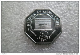 Sierra Leone  50 Leones  1996  UNC - Sierra Leone
