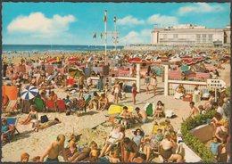 Strand En Kursaal, Oostende, West-Vlaanderen, C.1960s - Kruger Briefkaart - Oostende