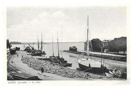 33 BLAYE Le Port - Blaye
