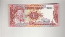 1 Lilangeni Swasiland - Swaziland
