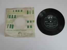 Berlioz - Marche Hongroise / Danse Des Sylphes - Menuet Des Follets - Vinyle 33 T - Inter Guide Du Disque - Klassik