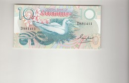 10 Rupien Seychellen - Seychelles