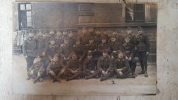 CPA PHOTO - 8 ° Bataillon De Chasseurs - Soldats / Militaires ( WW1, Militaria) - Edition JEUDY, Joinville, Haute-Marne - Guerra 1914-18