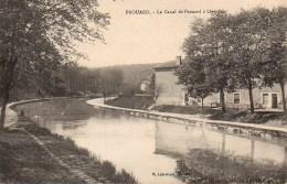 54 FROUARD  Le Canal De Frouard à Liverdun - Frouard