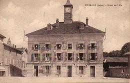 38 MOIRANS  Hôtel De Ville - Moirans