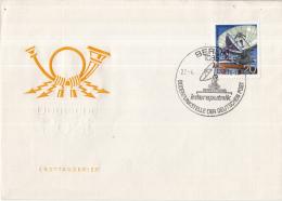 Oost-Duitsland -  FDC 27-4-1976 - Bodenfunkstelle Intersputnik Der Deutschen Post, Berlin - M 2122 - Post
