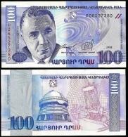 Armenia 100 DRAM 1998 P 42 UNC - Arménie
