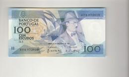 100 Escudos Portugal UNZ - Portugal