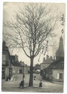 CP DUN SUR AURON, REPRODUCTION DE LA PLACE DE LA LIBERATION EN 1909, CHER 18 - Dun-sur-Auron