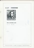 25/910 - BELGIQUE Magazine Studiekring Antwerpen 170/1987 - Telegraafkantoor Van ESSEN , Door Van Riet , 28 Blz - Magazines