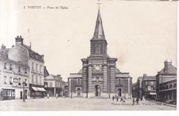 Yvetot Place De L'eglise - Yvetot