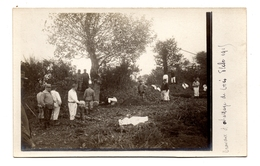 Carte Photo Plelo Plouagat 1915 - Guerre 1914-18