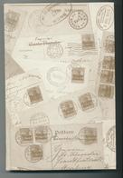 25/918 - BELGIQUE Afstempelingen Duitse Bezetting 1914/18, Door Van Riet , 137 Blz , 1982 - Philatélie Et Histoire Postale