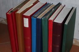 Fast 20 Kg DDR Sammlungen Gestempelt/postfr, Lager Gest./postfrisch, Zusammendrucke In 9 Alben... 271 Bilder ....175 (F) - Timbres