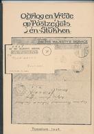 25/920 - BELGIQUE Oorlog En Vrede Op Postzegels/ Stukken, Door ROESELARE Kringen, 101 Blz , 1994 - Philatélie Et Histoire Postale